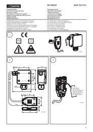 MV 506037 EGH 102 F101 1 2 3 - SAUTER AG