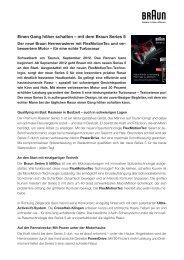 Braun Series 5 Pressemitteilung (September 2012) (PDF)