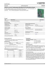 nova106, Funktionskarte U/I/R-Messung für potentialfreie Signale