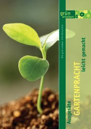 PDF öffnen - SAUTER grün erleben - sauter-gartenbau.de