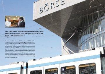 Facts a colloquio: la nuova borsa di Zurigo - SAUTER Italia