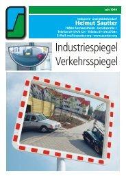 Spiegel für außen und innen - Industrie- und Städtebedarf Helmut ...