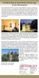 Schloßfeeling & herbstliche Wandertage in der ... - Leserreisen - Seite 2
