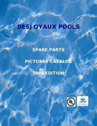 Desjoyaux Pools USA