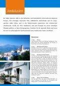 Folder BA_Spanien-Andalusien_2012_Folder - Leserreisen ... - Page 2