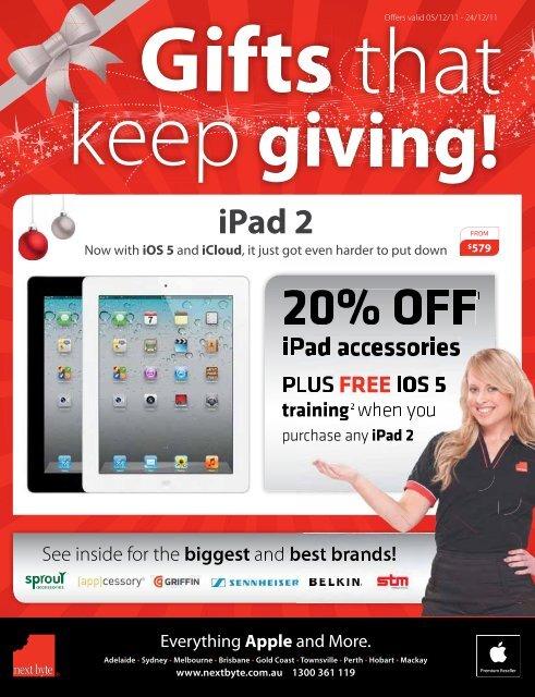 iPad 2 - Next Byte