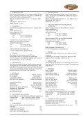 Reglement Regulations - Seite 2
