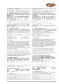 Reglement Regulations - Seite 3