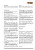 Reglement Regulations - Seite 5