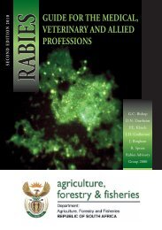 Rabies Guide 2010.pdf - the South African Veterinary Council