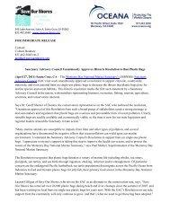 Sanctuary-Advisory-Council-approves-historic ... - Save Our Shores
