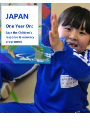 20120227_One_Year_On_report FINAL-1 - Save the Children