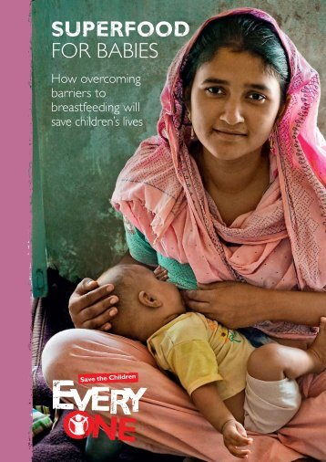 superfood For BABieS - Save the Children