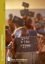 embajadores - Save the Children