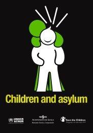 Children and asylum - Save the Children