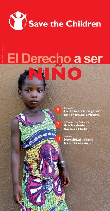 El derecho a ser NIÑO - Save the Children