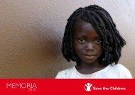MEMORIA - Save the Children