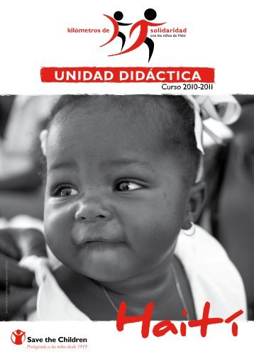 Unidad Didáctica Haití - Save the Children