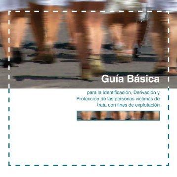 Guía Básica para la Identificación, Derivación y Protección ... - Accem