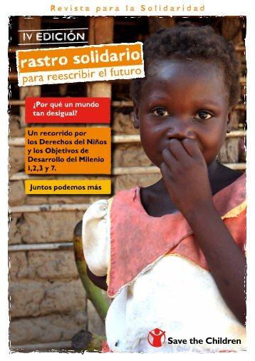 Revista para la Solidaridad - Save the Children