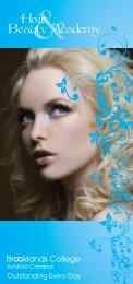 Hair Beauty Academy - Brooklands College