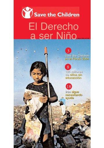 Documentos - Save the Children