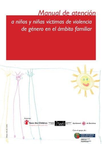 manual de atención a niños y niñas víctimas - OCSE
