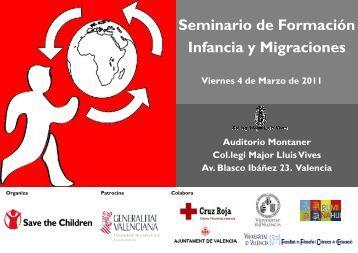 (Difusi\363n Seminario 4 Marzo 2011.pub) - Save the Children