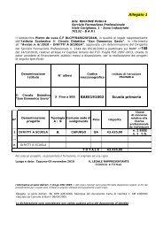 Avviso n. 6/2010 – DIRITTI A SCUOLA - Istituto Comprensivo San ...