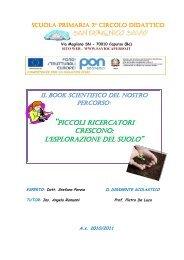 Book Scientifico - Istituto Comprensivo San Domenico Savio di ...
