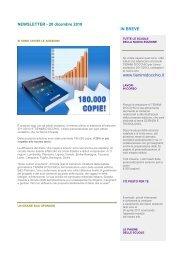 Newsletter del 20 dicembre 2010 - Istituto Comprensivo San ...