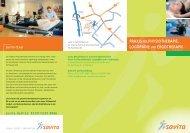 Flyer - Praxis für Physiotherapie, Logopädie und ... - savita GmbH