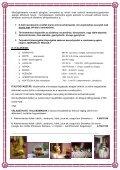 Savoyai Kastély- ESKÜVŐI ÁRAJÁNLAT 2011 - Savoyai Kastélyszálló - Page 4