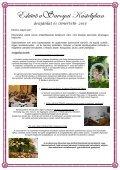 Szálloda & Étterem-RÁCKEVE - Savoyai Kastélyszálló - Page 2