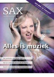 Februari 2013 - Sax.nu