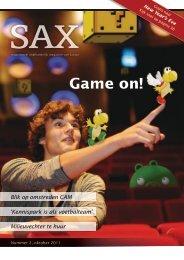 Game on! - Sax.nu