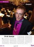 Onbeperkt studeren - Sax.nu - Page 4