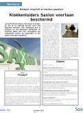 Onbeperkt studeren - Sax.nu - Page 6