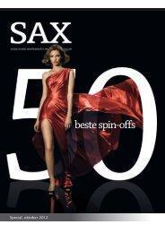 Special Top 50 2012 - Sax.nu