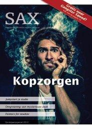 Eerstejaarsspecial 2012 - Sax.nu