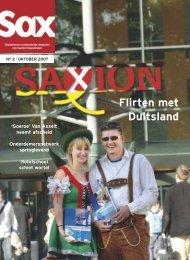 Flirten met Duitsland - Sax.nu