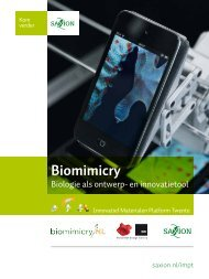of download: boek Biomimicry; biologie als ontwerp- en innovatietool