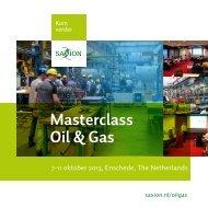 Masterclass Oil & Gas