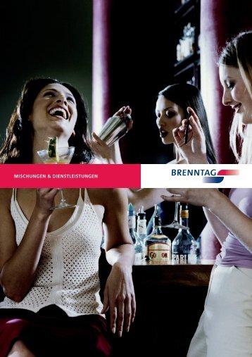 MISCHUNGEN & DIENSTLEISTUNGEN - Brenntag GmbH