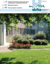 Glasilo Vizita - Ã…Â¡t.35 - SploÃ…Â¡na bolniÃ…Â¡nica Novo mesto