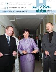 Glasilo Vizita - Ã…Â¡t. 50 - SploÃ…Â¡na bolniÃ…Â¡nica Novo mesto
