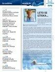 Glasilo Vizita - Ã…Â¡t. 51 - SploÃ…Â¡na bolniÃ…Â¡nica Novo mesto - Page 3