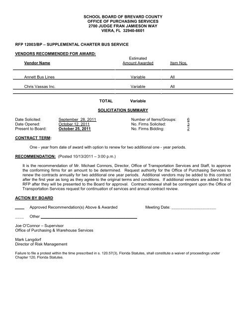 Supplemental Charter Bus Service Award Summary.pdf