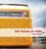 Final report - Myndigheten för radio och tv