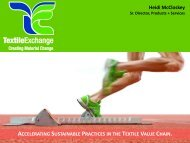 Accelerating Sustainable Practices in the Textile Value Chain (pdf)